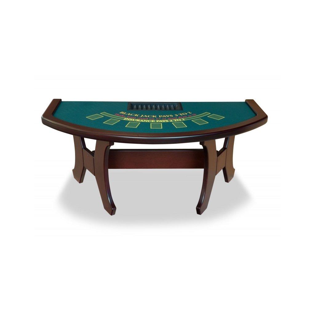 Stůl na Blackjack, Varianta Cash Box