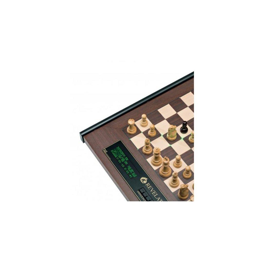 Retro software pro šachový počítač Revelation II