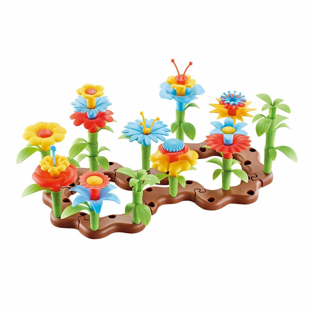 54pcs Flower Gardening Blocks Educational Creative Craft