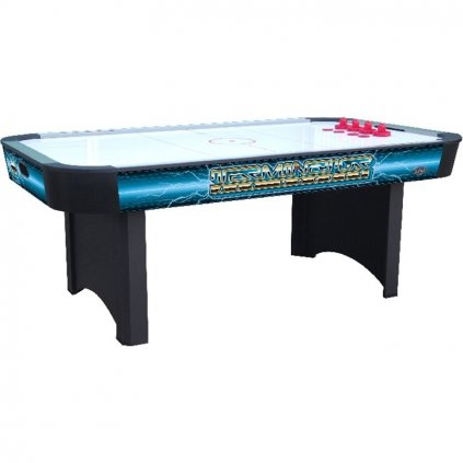 Air hockey Buffalo Terminator blue II 7 ft - Vzdušný hokej