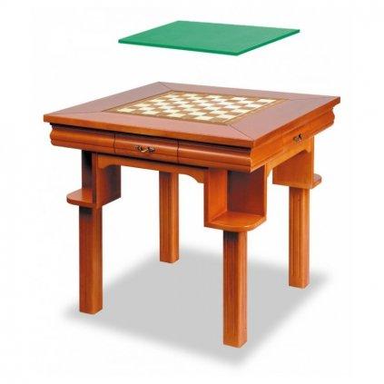 Šachový a karetní stůl Player