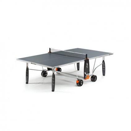 Stolní tenisový stůl  Cornilleau 150 S Crossover outdoor gray