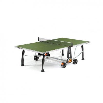 Stolní tenisový stůl  Cornilleau 300 S Crossover outdoor green