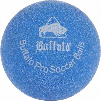 Míček stolní fotbal Buffalo Profi 6 ks modré