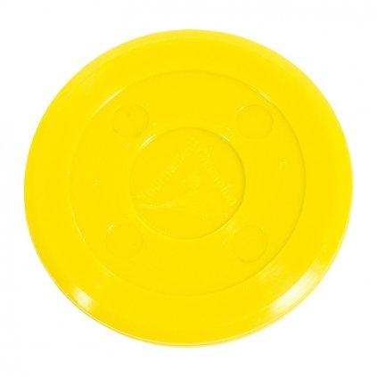 Puk na Air Hockey Buffalo  Champion 70mm, Barva žlutá