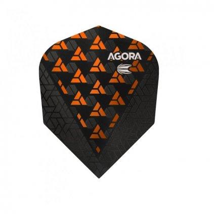 Letky Agora Ghost +Orange NO6