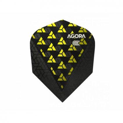 Letky Agora Ghost + Yellow NO6