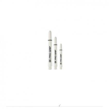 Násadky Pro - Grip White, Velikost Short 34 mm