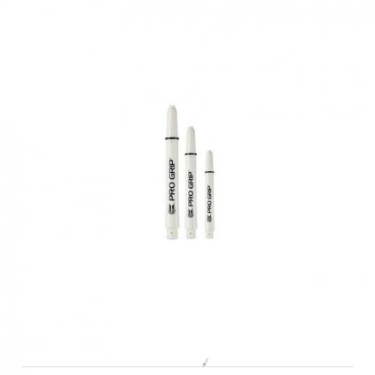 Násadky Pro - Grip White, Velikost Intermediate 41mm