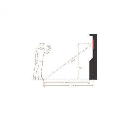 Šipkový automat Diamond Darts III - Použitý