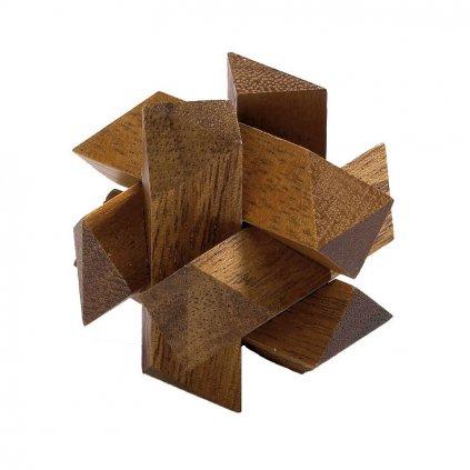 Hlavolam Draco dřevěný Philos PHILOS
