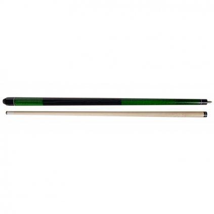 Pool set- tágo Magnum+pouzdro+křída, Barva Zelená