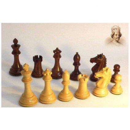 Šachové Figury Staunton Václav IV