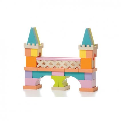 Cubika  stavebnice Most