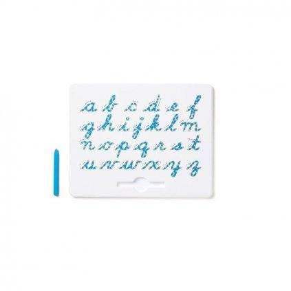 Magnetická kreslící tabulka MagPad - Malé psací písmo
