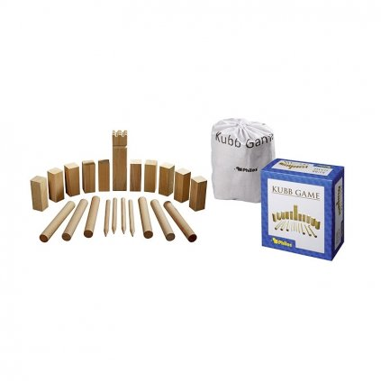 Kubb game Original Philos - buk