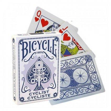 Bicycle Cyclist, Barva Modrá