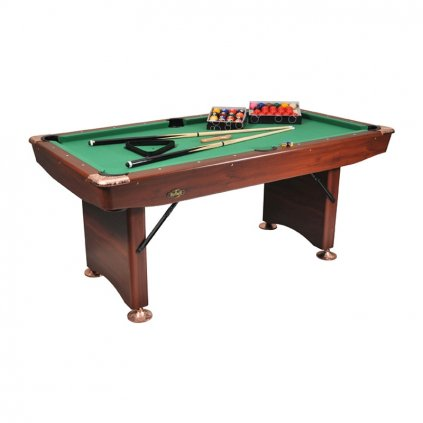 Kulečníkový stůl Pool Buffalo Challenger 6ft Brown