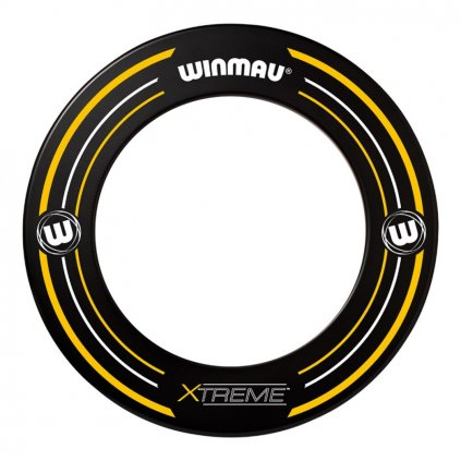 Winmau Black/Yellow Xtreme2