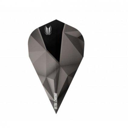 Letky Shard Ultra Chrome - ANTHRACITE Vapor