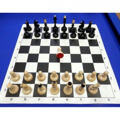 Šachové figury Česká klubovka