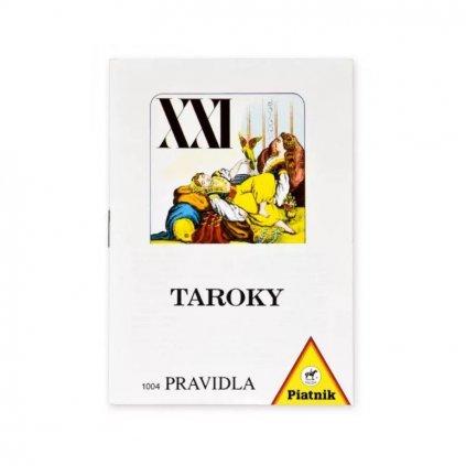 Pravidla hry Taroky