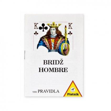 Pravidla - Bridž, Hombre