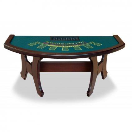 Stůl na Blackjack, Varianta Ke stání