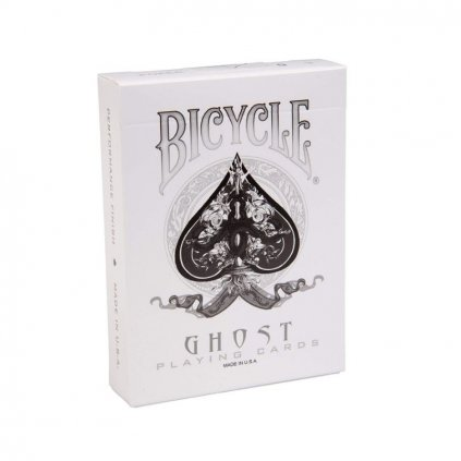 Ellusionist Ghost White