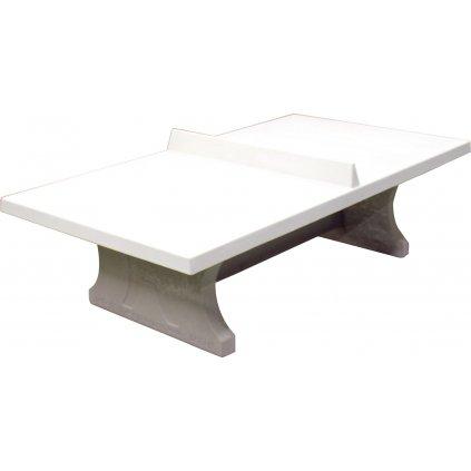 Stolní tenisový stůl betonový přírodní
