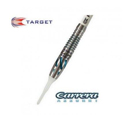 Šipky soft Carrera Azzurri forza 16,8G Barrel