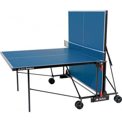 Stolní tenisový stůl  Buffalo Basic Outdoor Blue