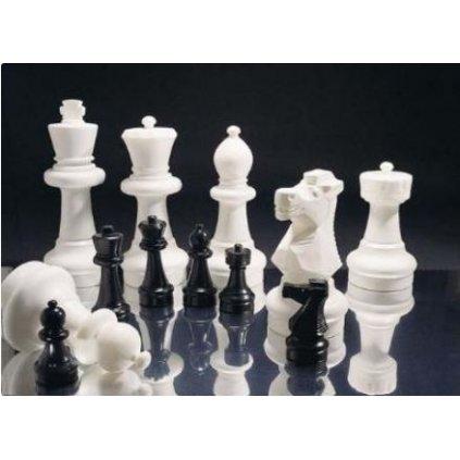 Šachové figury zahradní velké 63 cm de- luxe