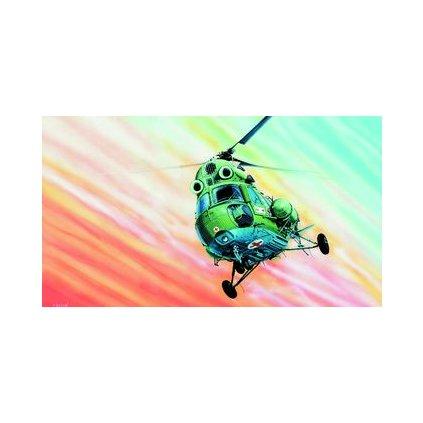 Směr model Vrtulník Mi2  1 : 48