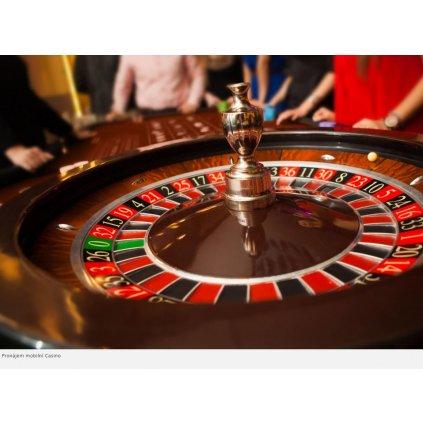 Pronájem mobilní Casino/24 hod