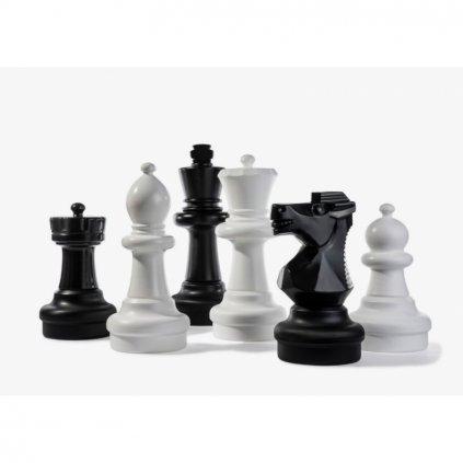 Pronájem Zahradní šachy XXL+ šachovnice /24 hod