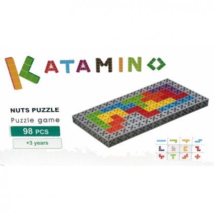 Smartblock - Katamino set 98 ks - Rozbaleno