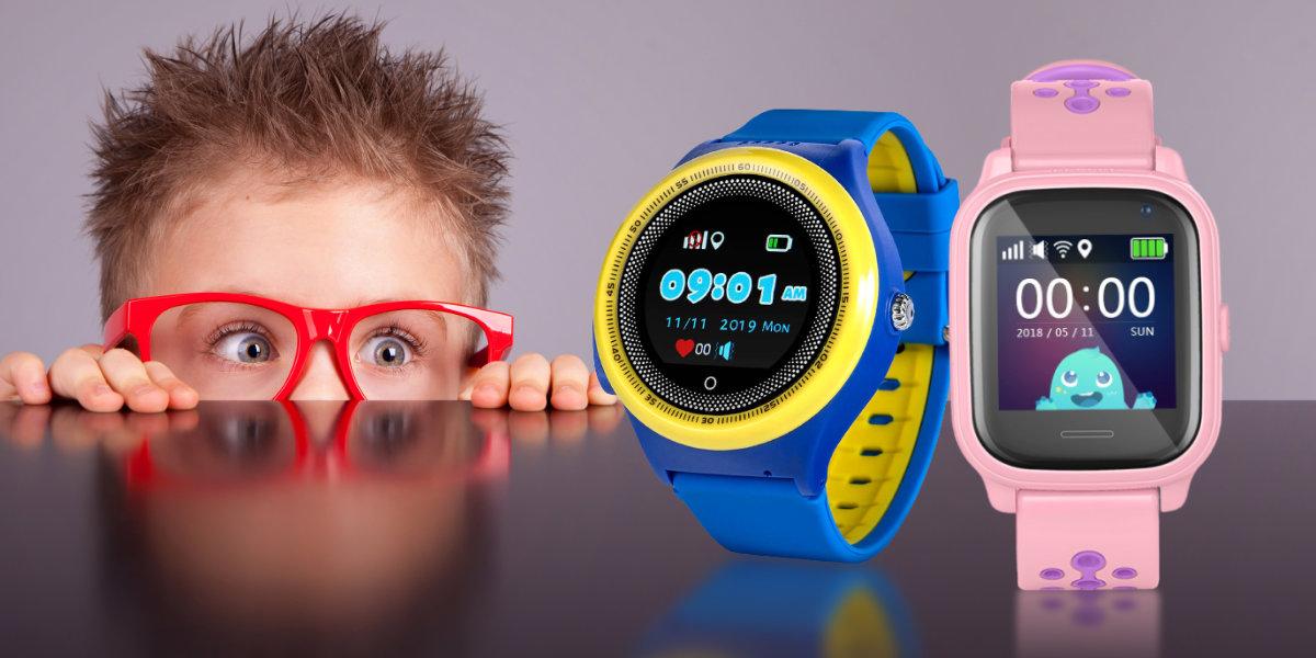 Jak vybrat chytré hodinky pro děti?