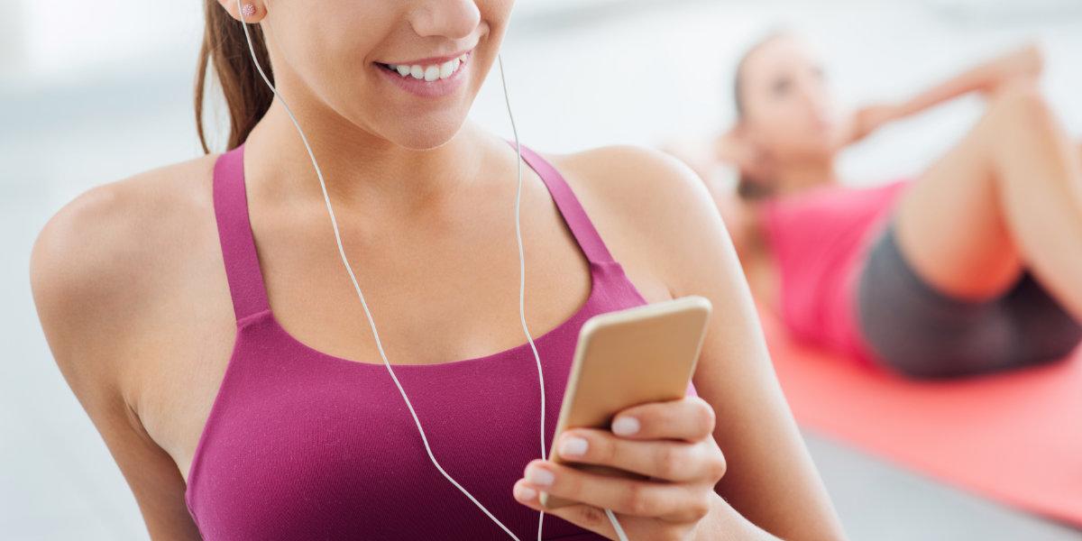 Nejlepší aplikace na cvičení zdarma