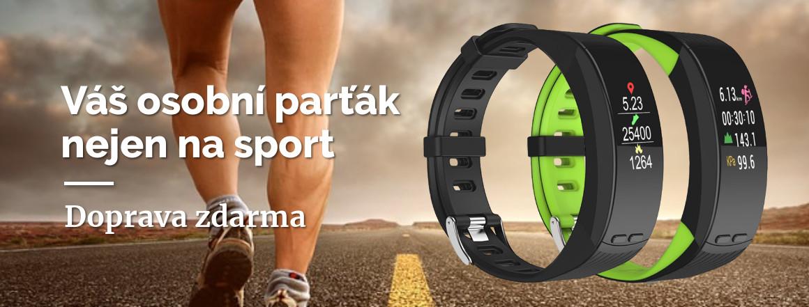 Fitness náramek P5 Plus