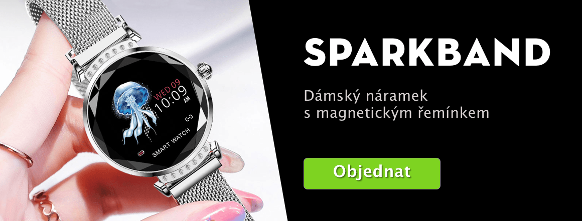 Smartomat Sparkband