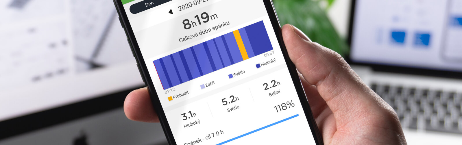 ARMODD Candywatch Crystal mobilní aplikace