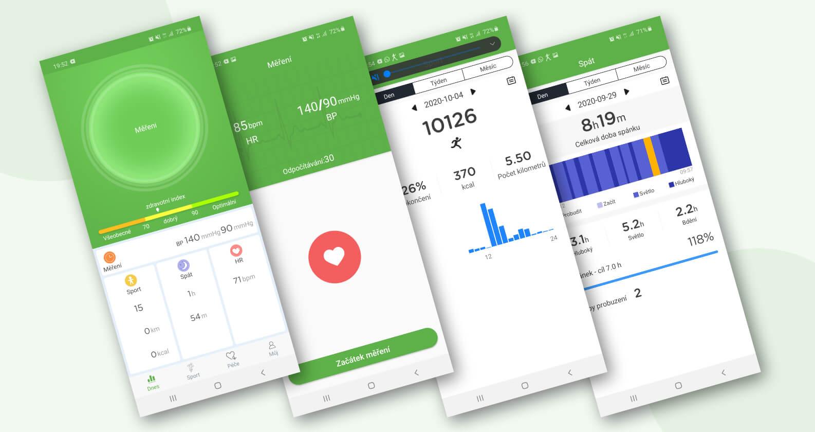 ARMODD Candywatch Crystal screeny mobilní aplikace