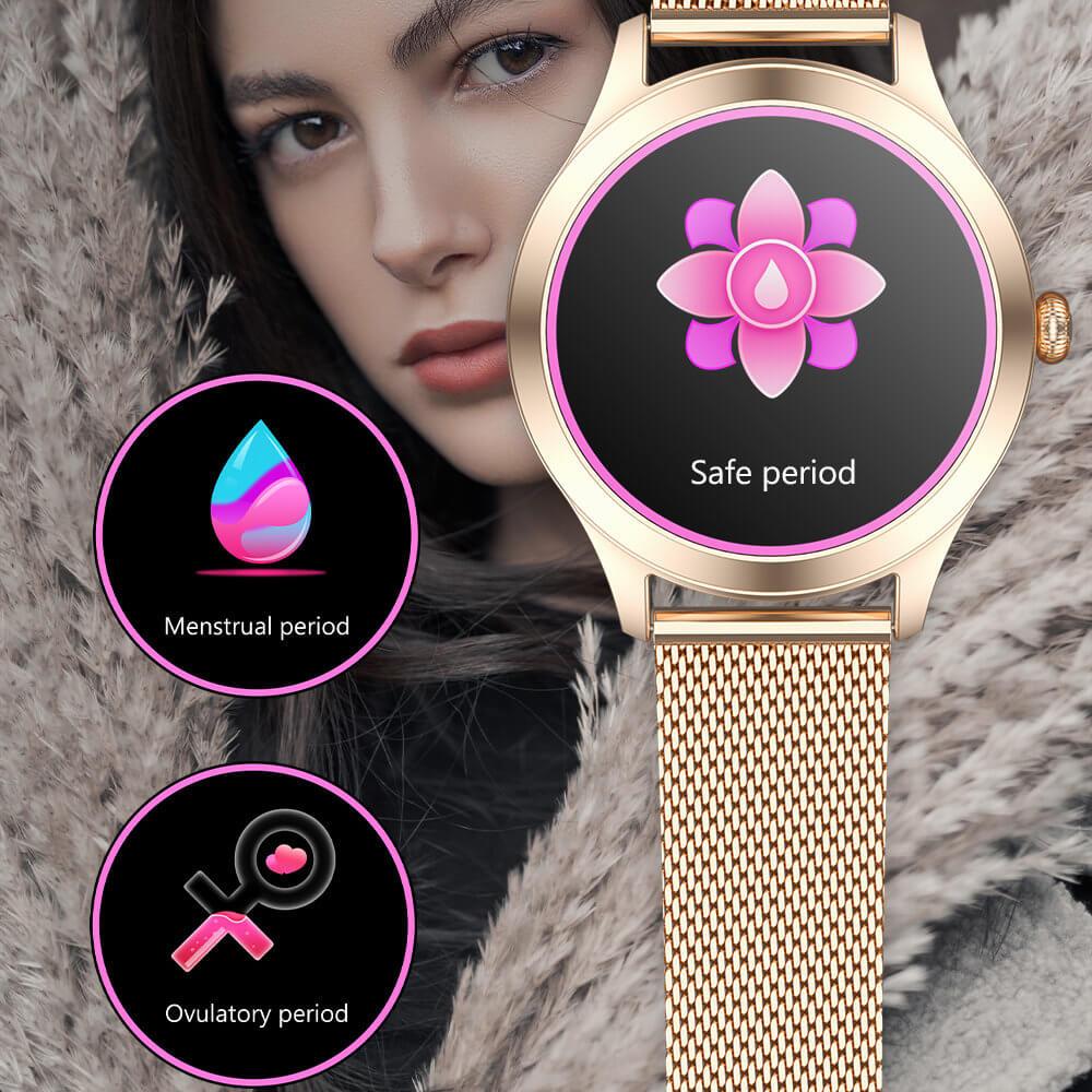 ARMODD Candywatch Premium stříbrná