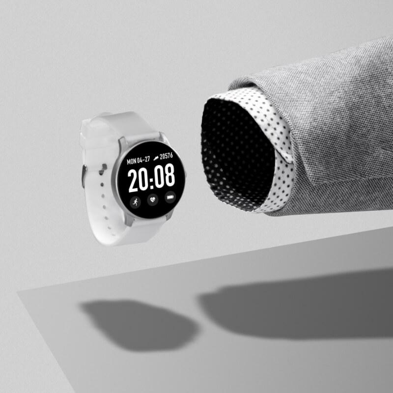 Smartomat Roundband 2 bílá