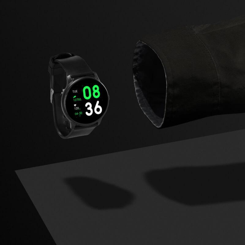 Smartomat Roundband 2 černá