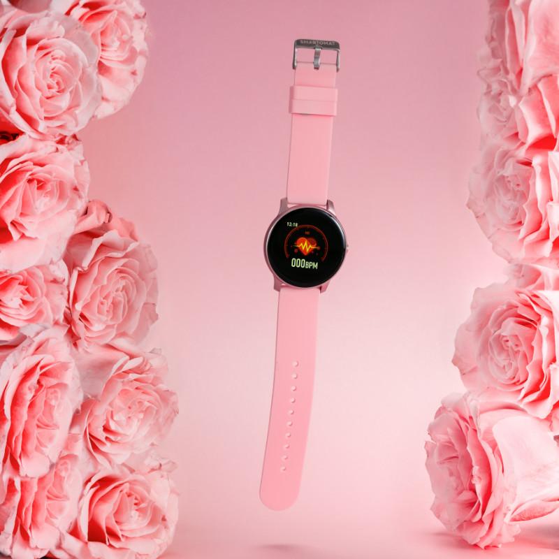 Smartomat Roundband 2 růžová