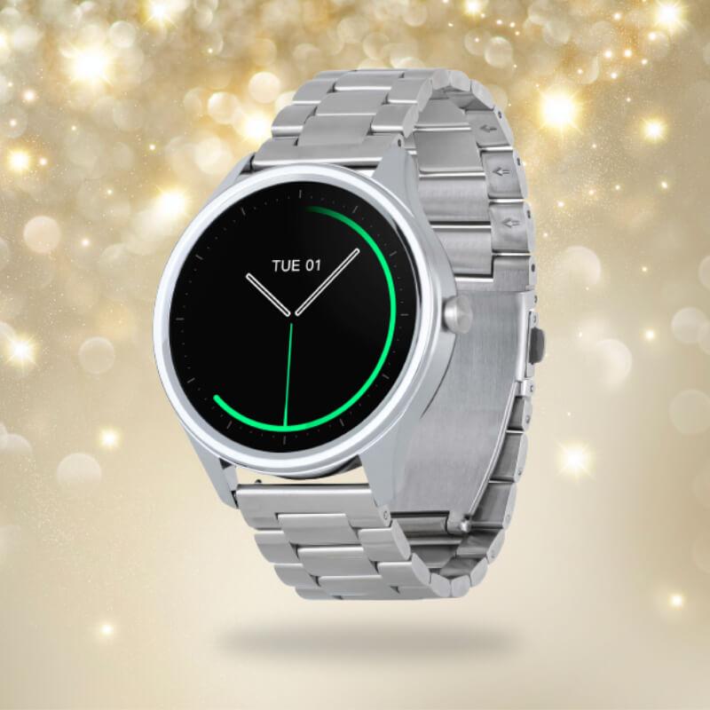ARMODD Silentwatch 3 stříbrná