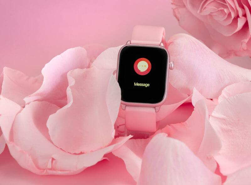 Smartomat Squarz 8 Pro růžová
