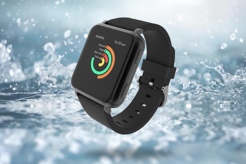 Smartomat Squarz X GPS černá